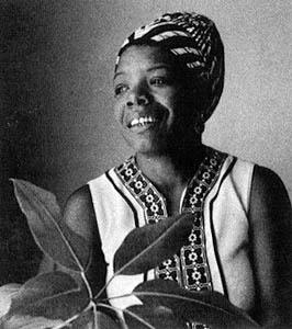 Maya Angelou Writing Style