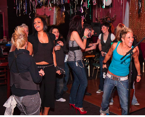 Lesbian clubs in new haven area
