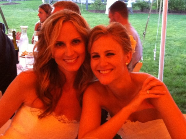Chely Wright Lauren Blitzer wedding married